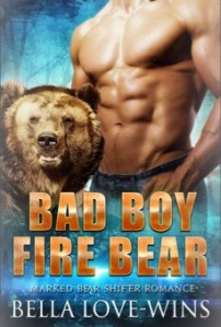 Bad Boy Fire Bear