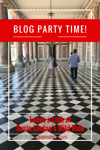 Blog Party Time!