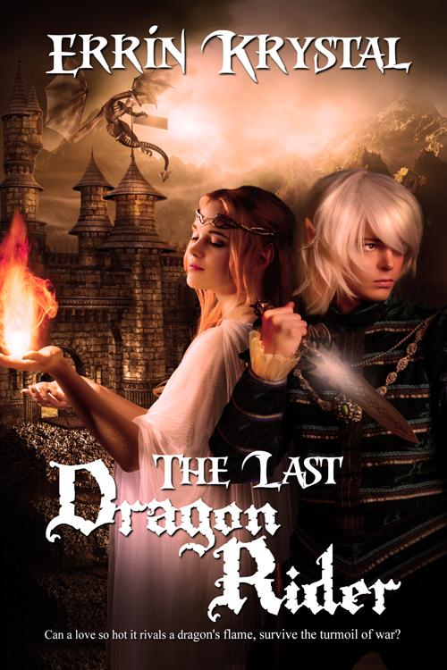 The Last Dragon Rider cover