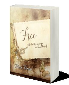 Free, a Novella 3D cover